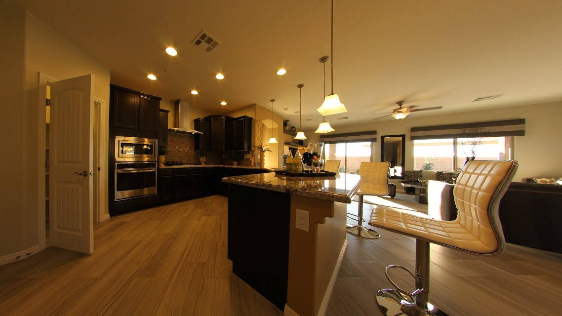 Las Vegas kitchen design